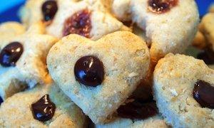 Healthy Coconut Sugar Cookies