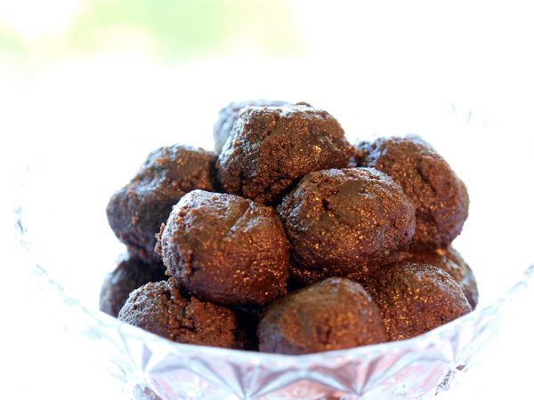 brownie bon bons