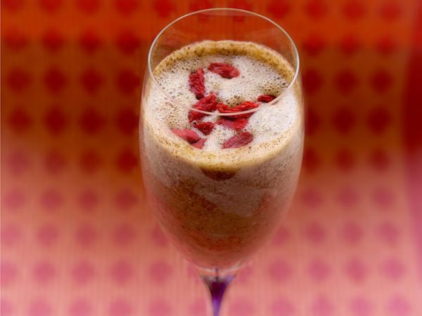 Ga Ga Goji Coconut Smoothie