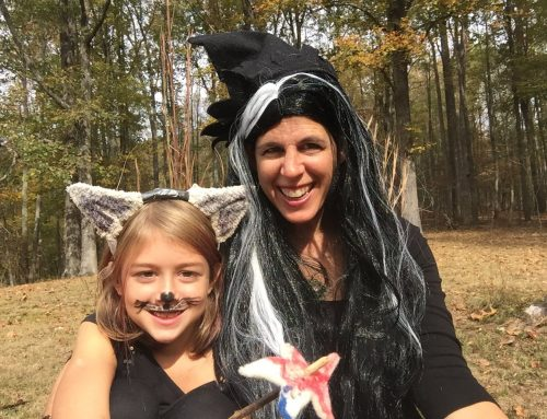 Halloween, Holidays and Sensitive Families